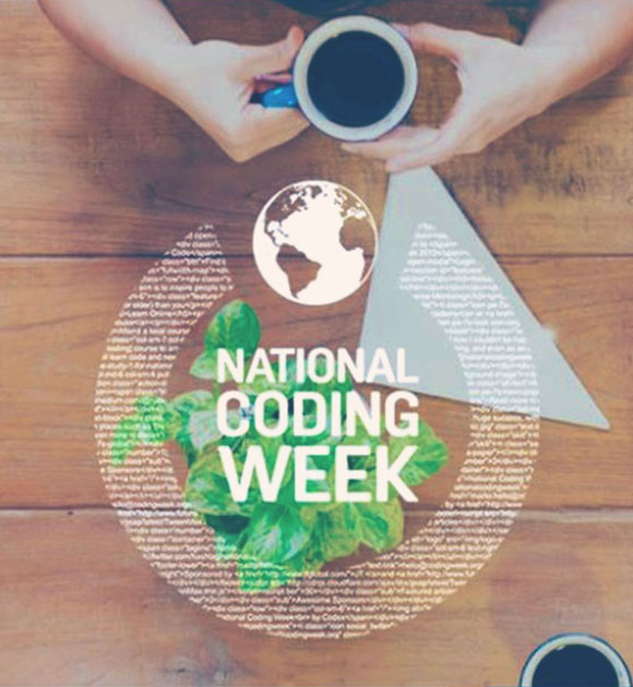 National Coding Week Website