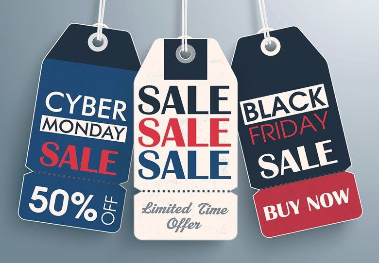 Promotion Sales Tags