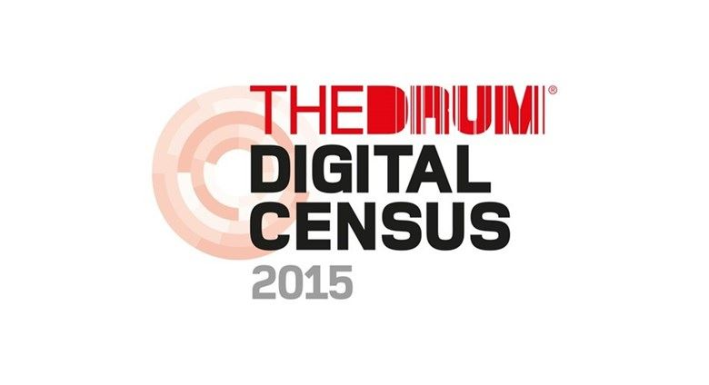 Drum Digital Census Logo