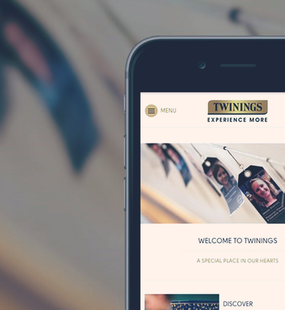 Twinings People offers a fantastic job search experience with new site