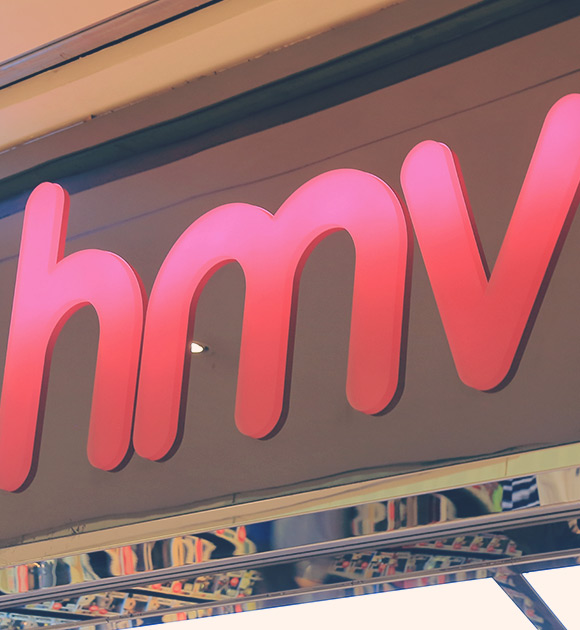 Marketing Week features HMV's successful ecommerce operation