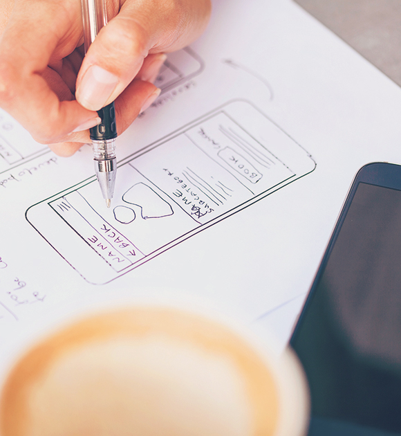 What are wireframes and why are they important?