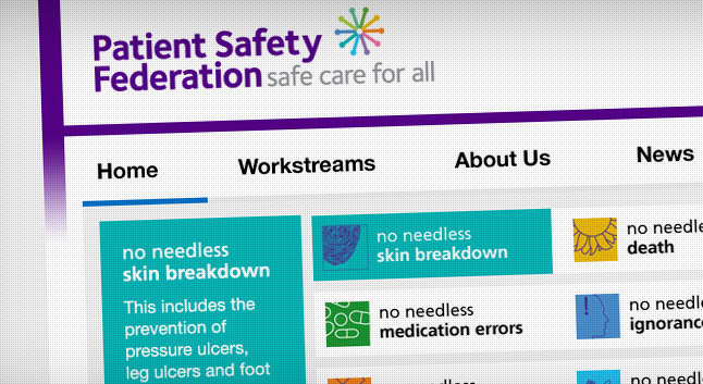 NHS Patient Safety Federation website