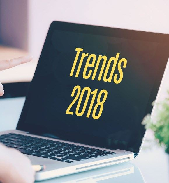 UX trends for 2018