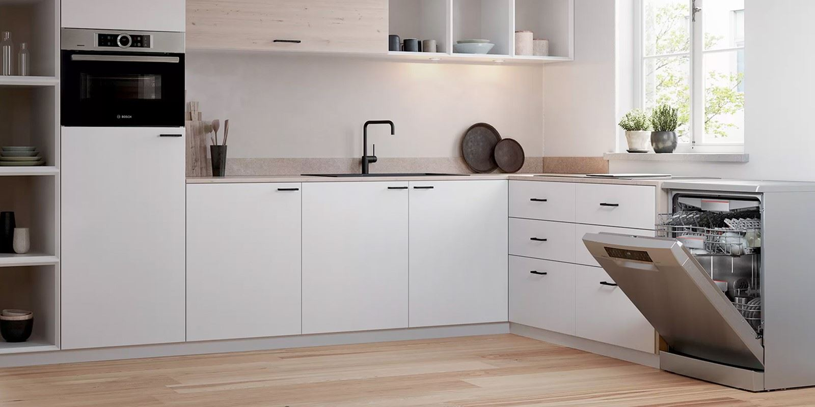 Bosch Kitchen Lifestyle