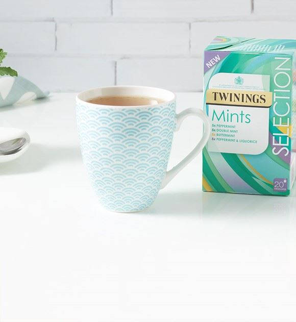 Twinings Tea case study